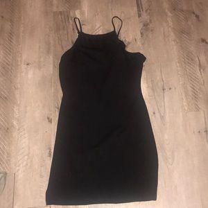 🆕 Charlotte Russe black slim dress